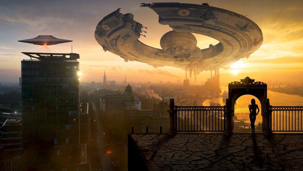 fantasy, science fiction, forward