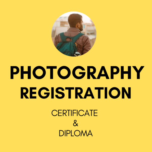 Certificate & Diploma program in photography by Anshuman Akash