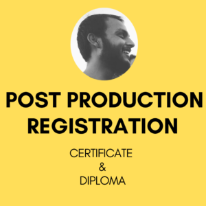 Certificate & Diploma program Post Production by Sheshank Kishore Mishra. This one day workshop will help you to learn the process of film editing.